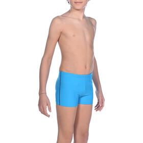 arena Basics Shorts Drenge, turquoise/navy